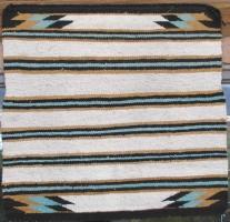 1950's Single Saddle Blanket